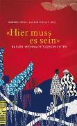 Cover-Bild zu 'Hier muss es sein' von Christ Wacker, Isabelle (Illustr.)