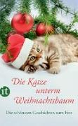 Cover-Bild zu Die Katze unterm Weihnachtsbaum von Dammel, Gesine (Hrsg.)