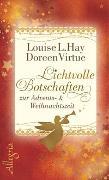 Cover-Bild zu Lichtvolle Botschaften zur Advents- und Weihnachtszeit von Virtue, Doreen