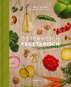 Cover-Bild zu Neunkirchner, Meinrad: Österreich vegetarisch