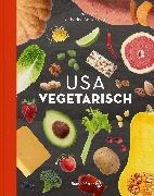 Cover-Bild zu Trific, Oliver: USA vegetarisch (eBook)