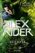 Cover-Bild zu Horowitz, Anthony: Alex Rider, Band 5: Scorpia