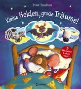 Cover-Bild zu Kleine Helden, große Träume! von Smallman, Steve (Illustr.)
