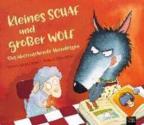Cover-Bild zu Kleines Schaf und großer Wolf von Smallman, Steve
