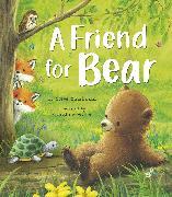 Cover-Bild zu A Friend for Bear von Smallman, Steve