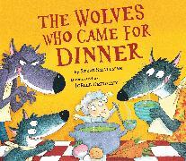 Cover-Bild zu Wolves Who Came for Dinner, The von Smallman, Steve