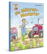 Cover-Bild zu Bauer Bolle Die Möhren-Mampfer von Goldsack, Gaby