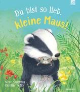 Cover-Bild zu Du bist so lieb, kleine Maus! von Smallman, Steve