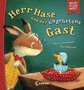 Cover-Bild zu Mini-Bilderwelt - Herr Hase und der ungebetene Gast von Smallman, Steve