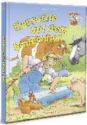 Cover-Bild zu Bauer Bolle - Eiersuche auf dem Bauernhof von Smallman, Steve