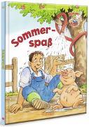 Cover-Bild zu Bauer Bolle - Sommerspaß von Smallman, Steve