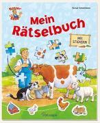 Cover-Bild zu Bauer Bolle - Mein Rätselbuch von Faber, Nina