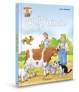 Cover-Bild zu Bauer Bolle - Wo ist die Milch? von Goldsack, Gaby