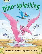 Cover-Bild zu Bug Club Turquoise A/1A Dino-splashing von Smallman, Steve