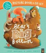 Cover-Bild zu Bear's Big Bottom Book & CD von Smallman, Steve