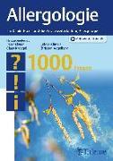 Cover-Bild zu Allergologie - 1000 Fragen (eBook) von Elsner, Peter Ulrich (Hrsg.)