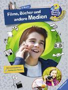 Cover-Bild zu Schwendemann, Andrea: Wieso? Weshalb? Warum? ProfiWissen: Filme, Bücher und andere Medien (Band 23)
