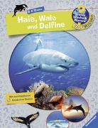 Cover-Bild zu Kienle, Dela: Wieso? Weshalb? Warum? ProfiWissen: Haie, Wale und Delfine (Band 24)