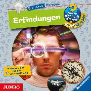 Cover-Bild zu Kienle, Dela: Wieso? Weshalb? Warum? ProfiWissen. Erfindungen (Audio Download)