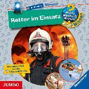Cover-Bild zu Schwendemann, Andrea: Wieso? Weshalb? Warum? ProfiWissen. Retter im Einsatz (Audio Download)