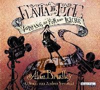 Cover-Bild zu Flavia de Luce 4 - Vorhang auf für eine Leiche (Audio Download) von Bradley, Alan