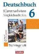 Cover-Bild zu Beck, Markus: Deutschbuch Gymnasium, Baden-Württemberg - Ausgabe 2003, Band 6: 10. Schuljahr, Klassenarbeitstrainer mit Lösungen