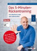 Cover-Bild zu Das 5-Minuten-Rückentraining von Eckardt, Manuel