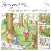 Cover-Bild zu Räss, Daniela (Illustr.): Zwergen-Puzzle