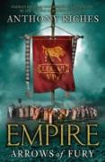 Cover-Bild zu Riches, Anthony: Arrows of Fury: Empire II (eBook)