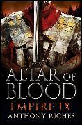 Cover-Bild zu Riches, Anthony: Altar of Blood: Empire IX