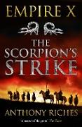 Cover-Bild zu Riches, Anthony: Scorpion's Strike: Empire X (eBook)