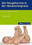 Cover-Bild zu Das Neugeborene in der Hebammenpraxis (eBook) von Dhv (Hrsg.)