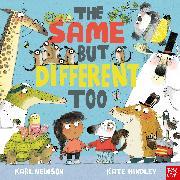 Cover-Bild zu Newson, Karl: The Same But Different Too