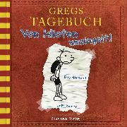 Cover-Bild zu Gregs Tagebuch, 1: Von Idioten umzingelt! (Hörspiel) (Audio Download) von Kinney, Jeff