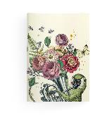 Cover-Bild zu teNeues Calendars & Stationery GmbH & Co. KG: Pabuku 10,5x14,8 cm - GreenLine Booklet - 48 Seiten, Punktraster und blanko - Softcover - gebunden