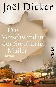 Cover-Bild zu Das Verschwinden der Stephanie Mailer von Dicker, Joël
