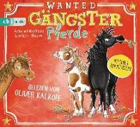 Cover-Bild zu Gängster-Pferde von Hüging, Andreas