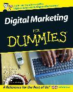 Cover-Bild zu Digital Marketing For Dummies (eBook) von Brooks, Gregory