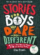 Cover-Bild zu Stories for Boys Who Dare to be Different von Brooks, Ben