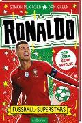 Cover-Bild zu Fußball-Superstars - Ronaldo von Mugford, Simon