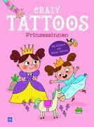 Cover-Bild zu Crazy Tattoos - Prinzessinnen
