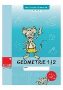 Cover-Bild zu Mein Lernheft Geometrie 1./2. Schuljahr von Dr. Christian Seifert