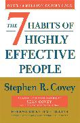 Cover-Bild zu The 7 Habits of Highly Effective People von Covey, Stephen R.