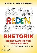 Cover-Bild zu Birkenbihl, Vera F.: Rhetorik. Redetraining für jeden Anlass (eBook)