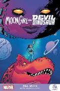 Cover-Bild zu Reeder, Amy: Moon Girl and Devil Dinosaur: Full Moon
