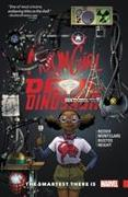 Cover-Bild zu Reeder, Amy: Moon Girl and Devil Dinosaur Vol. 3: the Smartest There is