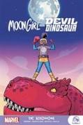 Cover-Bild zu Reeder, Amy: Moon Girl & Devil Dinosaur: Bff