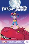 Cover-Bild zu Montclare, Brandon: Moon Girl und Devil Dinosaur: Mein Dino, die Bösen und ich