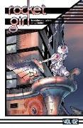 Cover-Bild zu Brandon Montclare: Rocket Girl Volume 2: Only the Good