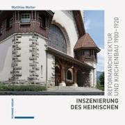 Cover-Bild zu Inszenierung des Heimischen von Walter, Matthias